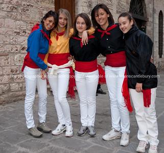 Festa dei Ceri, 2011, Gubbio, Italy.