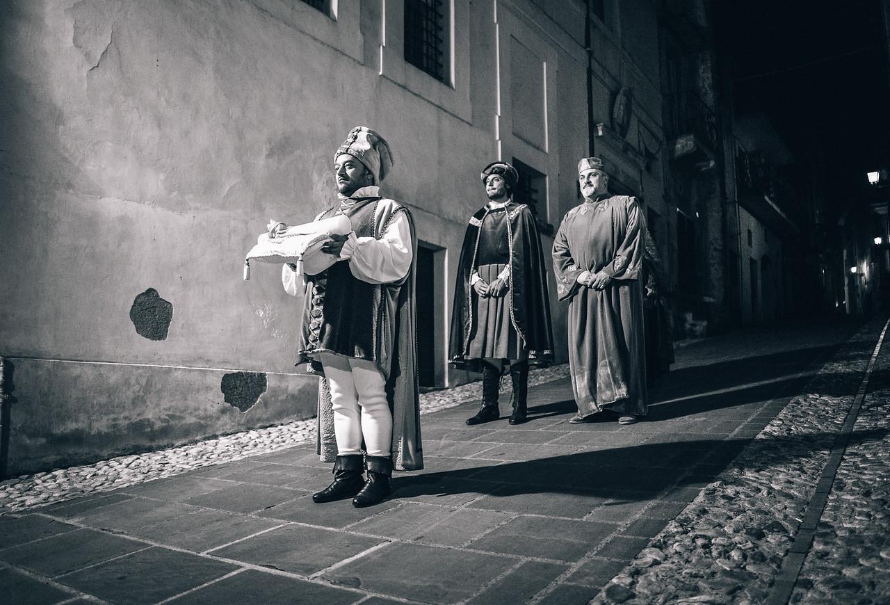Historical parade