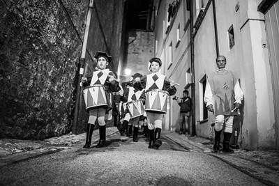 Juvenes parade