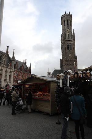 Festihuts kerstmarkt brugge