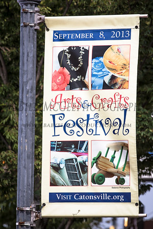 Catonsville Arts and Crafts Festival - 08 Sep 2013