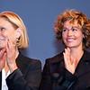 Marthe Keller et Cécile de France