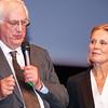 Bertand Tavernier et Marthe Keller