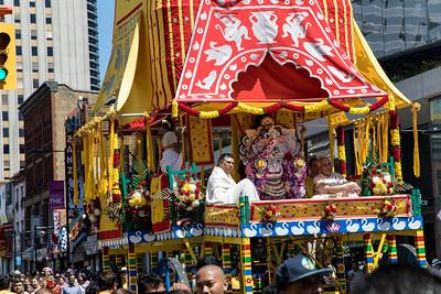 Festival Of India 2017 Parade