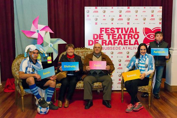 Festival Teatro 2014 SubSede Ataliva