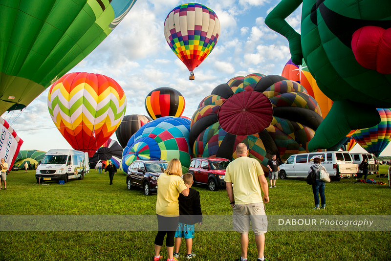 NJ Festival of Ballooning 2014