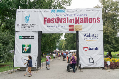 Festival of Nations August 2015