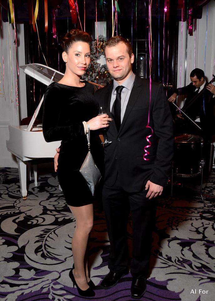 Matt Mirro and Rachel Golaszewski- Buck County (Dec 31, 2013 NYE 2013 at Down Town Club by Cescaphe)