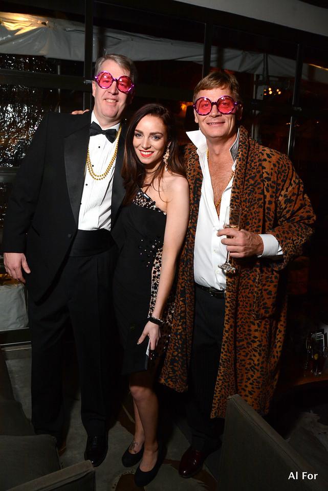 Dec 31, 2013 NYE 2013 at The Stratus Lounge