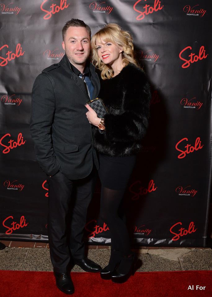 NYE 2013 New Year Eve at Vanity Nightclub
