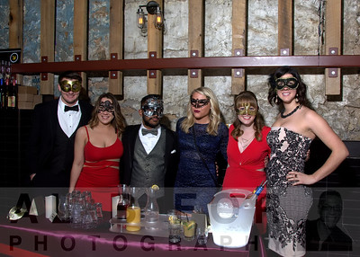 Dec 31, 2015 NYE2016 U-Ban-Eyes Wide Shut Masquerade