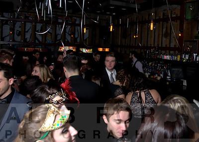 Dec 31, 2015 NYE2016 U-Ban-Eyes Wide Shut Masquerade