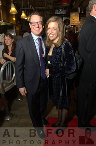 Jon and Kathy Fiebach.  The Valentine to the Market Gala, Saturday, February 23, 2013. ( Al B. For / Philly.com )