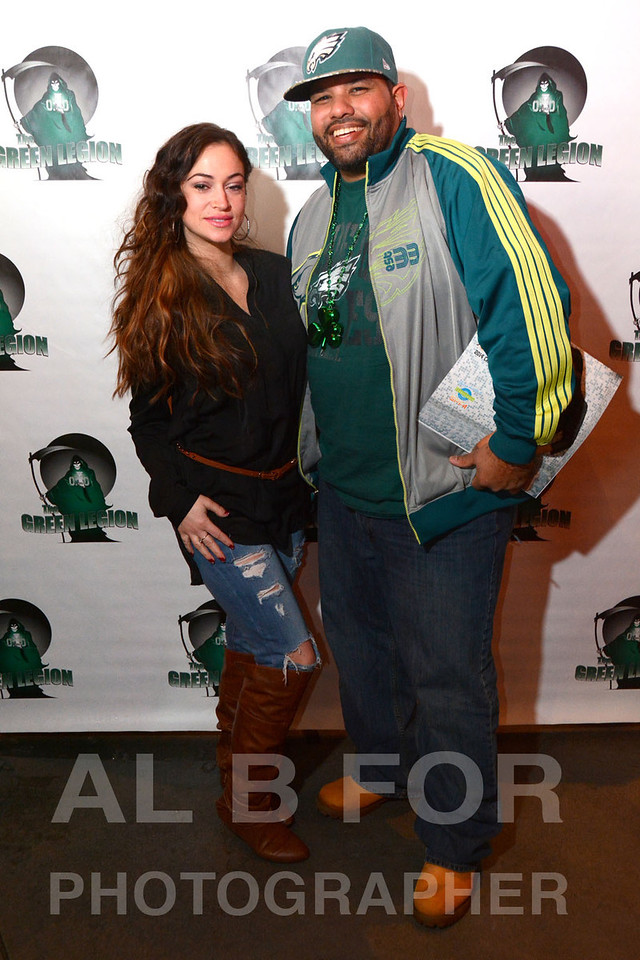 Jan 31, 2014 The Green Legion @xfinitylive