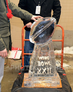 Jan 31, 2014 The XXII annual 94 WIP Sportsradio Wing Bowl 2014