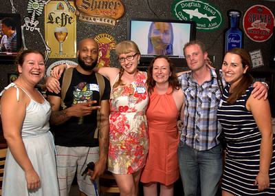 Jun 18, 2014, Crabby's Media Night @ The Piazza