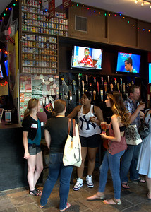 Jun 18, 2014, Crabby's Media Night @ The Piazza