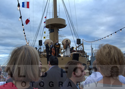 Jun 28, 2015 Tall Ships Party@ USS Olympia