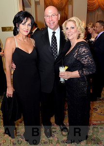 Joy & Robin Eglin with donna Longo Scoleri