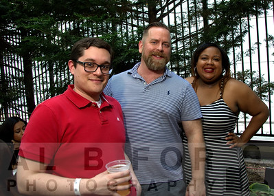 May 25, 2016 Uptown Beer Garden - Grand Opening Party & Center City Sips Preview