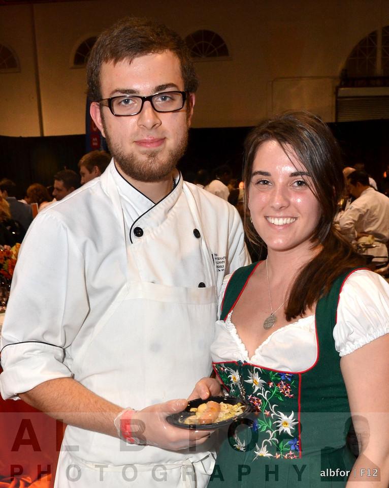 Brauhaus   Alex Busch and Libby Maguire
