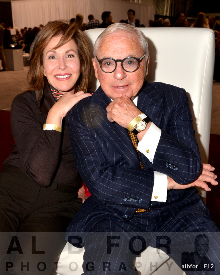 Carol and Herb Lipson