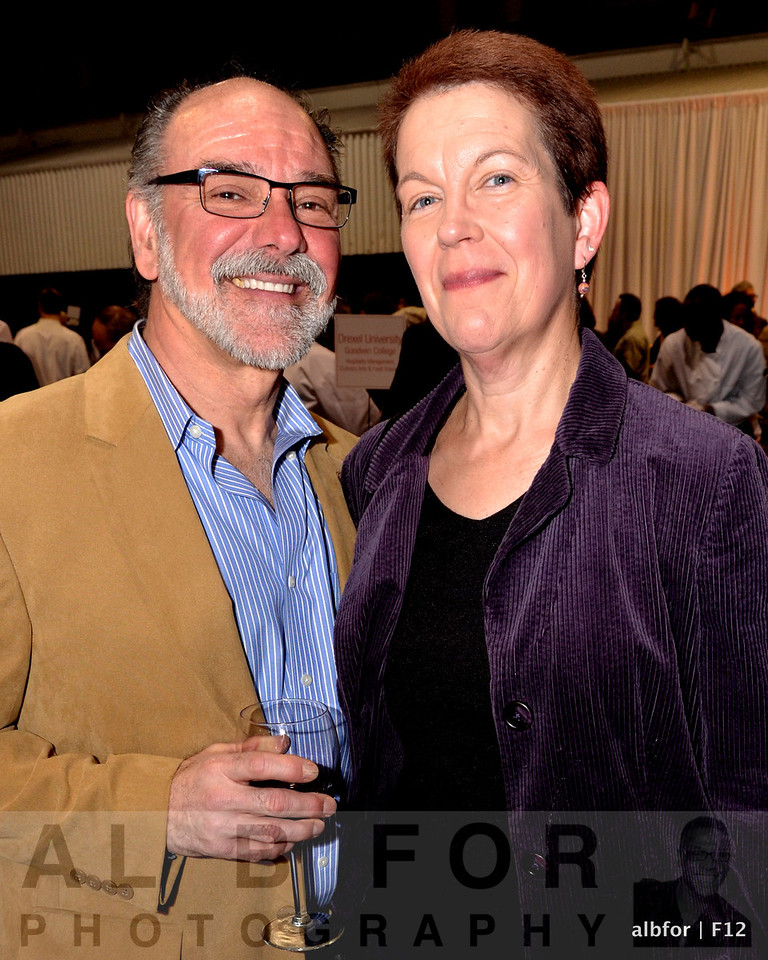 Frank Miano and Hilary Rosso