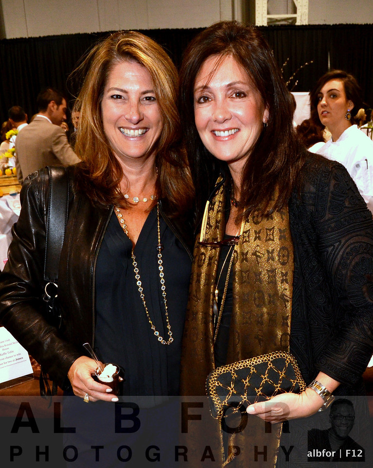 Tracy Gonesburg and Susan Lipson