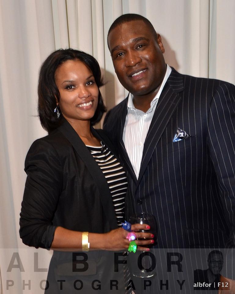 Dr. Tyrone and Sayoda Richards