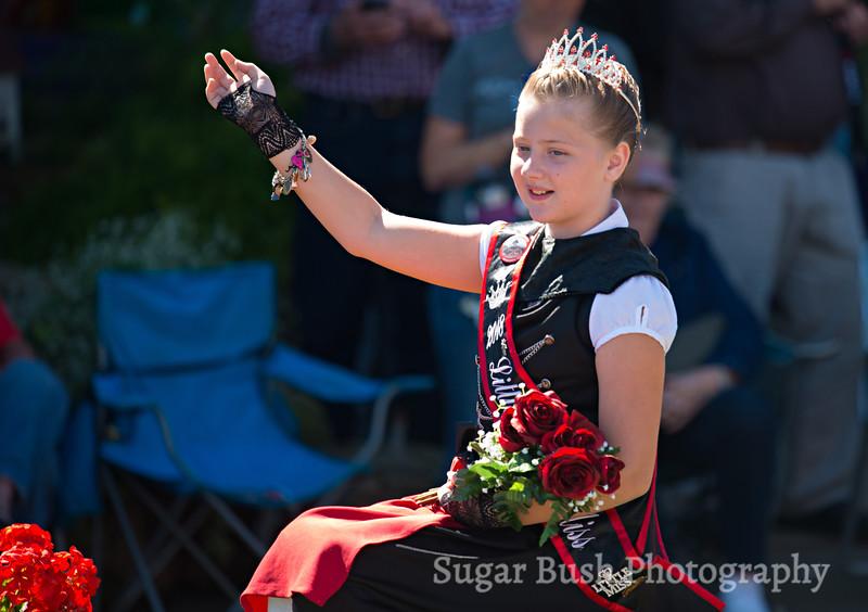 Ohio Swiss Festival Kiddie Parade