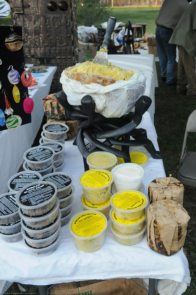 What would the AFA be without dozens of vendors selling Shea Butter?