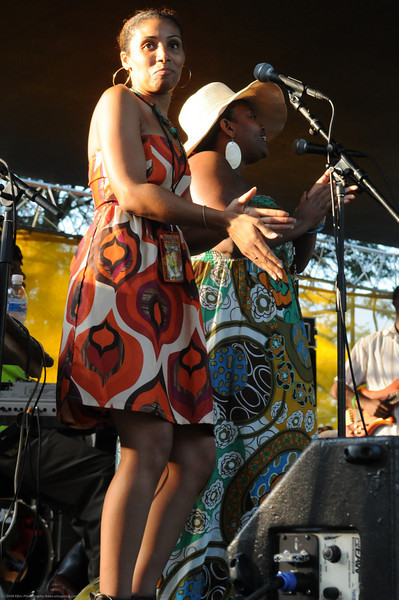 One of the vocalists on the world music stage.