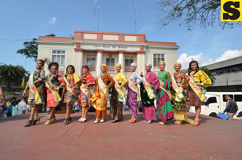Hiyas sa Kadayawan 2014 contestants