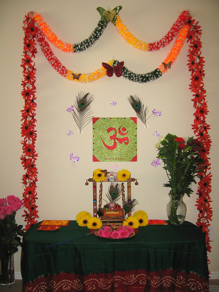 3. Swing for Little Lord Krishna