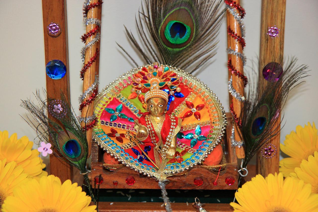 Govinda in Swing