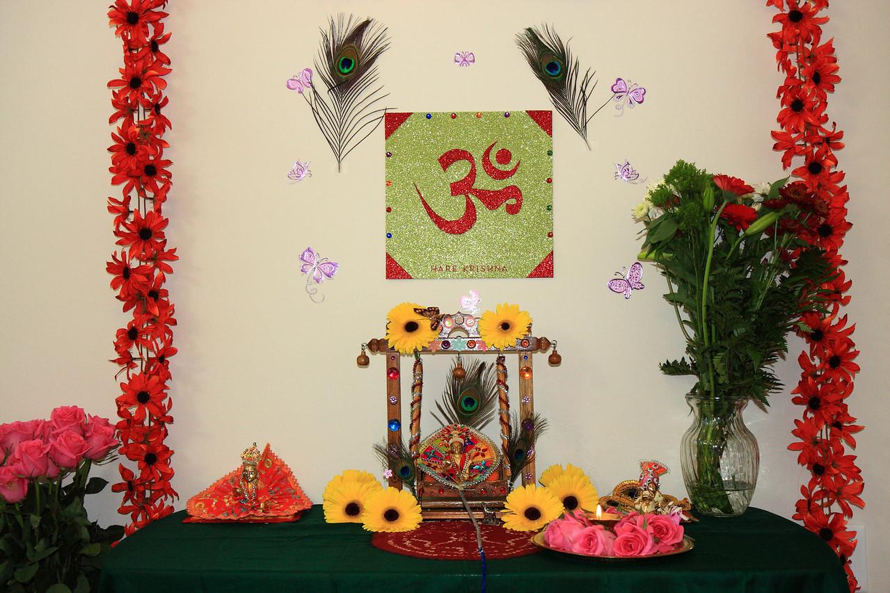 Krishna in Swing