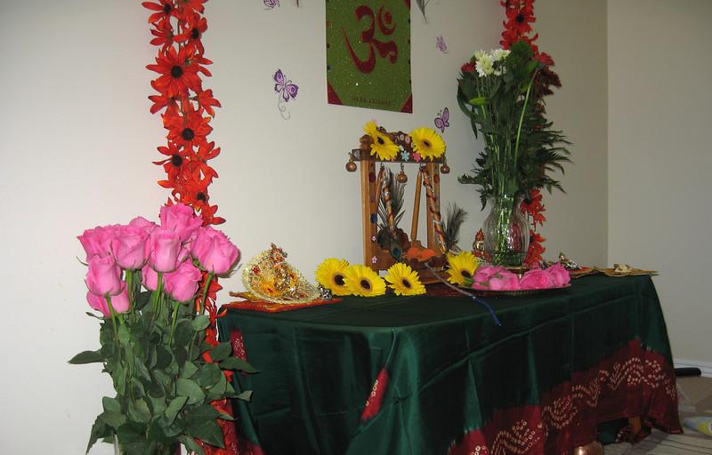 4. Swing for Little Lord Krishna