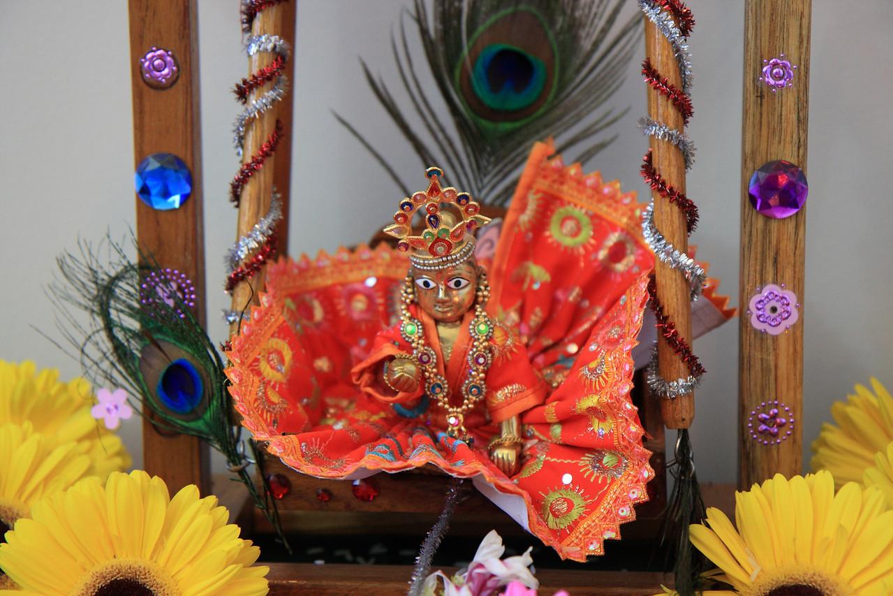 Gopal in Swing