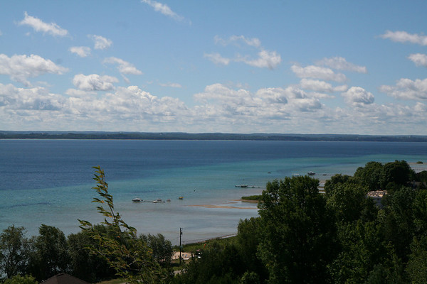 """View from Mission Hills on Old Mission Peninsula in Traverse City Michigan.  For more pictures, <a href=""""http://www.jrphotosandwebdesign.com/gallery/1060889"""">click here</a>."""
