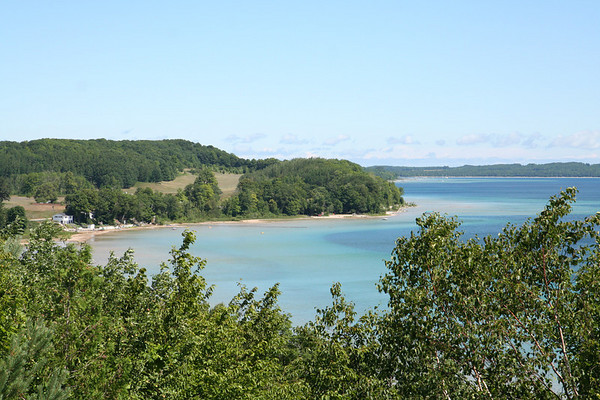 "View from Mission Hills on Old Mission Peninsula in Traverse City Michigan.  For more pictures, <a href=""http://www.jrphotosandwebdesign.com/gallery/1060889"">click here</a>."