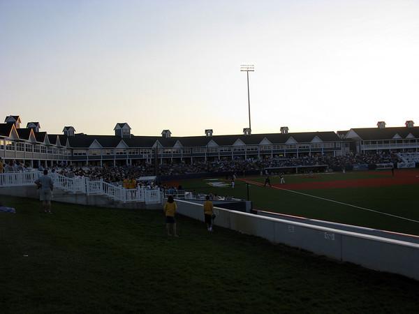 Traverse City Beach Bums Professional Baseball Game