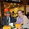 Bill & Ellen Marsden have their cakes from Quigleys wrapped up and ready to go as they enjoy the entertainment at the Opening of the Nutgrove Arts Fest 2013.<br /> <br /> An Cathaoirleach Cllr Carrie Smyth launched Nutgrove Arts Fest 2013 on Thursday 26 September 2013. The event took place from 6.30pm to 8.30pm and included Musicians Shannen Byrne & Michéal Smith from Kicking Bird, The Bastable Warren School of Irish Dancing, Bollywood Dance Dublin, Independent Theatre Workshop and RUGS Ukelele Band.