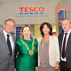 Image featurs L to R: Cllr Pat Hand, An Cathaoirleach Cllr Carrie Smyth, Cllr Lettie McCarthy and Nutgrove Centre Manager Seán Aylward. <br /> <br /> An Cathaoirleach Cllr Carrie Smyth launched Nutgrove Arts Fest 2013 on Thursday 26 September 2013. The event took place from 6.30pm to 8.30pm and included Musicians Shannen Byrne & Michéal Smith from Kicking Bird, The Bastable Warren School of Irish Dancing, Bollywood Dance Dublin, Independent Theatre Workshop and RUGS Ukelele Band.