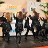The Bastable Warren School of Irish Dancing entertain the crowd at the launch of Nutgrove Arts Fest 2013.<br /> <br /> An Cathaoirleach Cllr Carrie Smyth launched Nutgrove Arts Fest 2013 on Thursday 26 September 2013. The event took place from 6.30pm to 8.30pm and included Musicians Shannen Byrne & Michéal Smith from Kicking Bird, The Bastable Warren School of Irish Dancing, Bollywood Dance Dublin, Independent Theatre Workshop and RUGS Ukelele Band.
