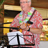 RUGS (Rathfarnham Ukelele Group) - A colourful Ukelele Band entertained the audience with a variety of songs and playing. Image features Ray McCarthy.<br /> <br /> An Cathaoirleach Cllr Carrie Smyth launched Nutgrove Arts Fest 2013 on Thursday 26 September 2013. The event took place from 6.30pm to 8.30pm and included Musicians Shannen Byrne & Michéal Smith from Kicking Bird, The Bastable Warren School of Irish Dancing, Bollywood Dance Dublin, Independent Theatre Workshop and RUGS Ukelele Band.