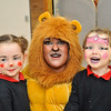 Image features Caoimhe and Éabha Deburca with 'The Cowardly Lion', Colleen Hogan who did a great job painting their faces.<br /> <br /> An Cathaoirleach Cllr Carrie Smyth launched Nutgrove Arts Fest 2013 on Thursday 26 September 2013. The event took place from 6.30pm to 8.30pm and included Musicians Shannen Byrne & Michéal Smith from Kicking Bird, The Bastable Warren School of Irish Dancing, Bollywood Dance Dublin, Independent Theatre Workshop and RUGS Ukelele Band.