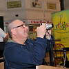 Vincent Hughes taking a picture of HUGS - Ukelele Band.<br /> <br /> An Cathaoirleach Cllr Carrie Smyth launched Nutgrove Arts Fest 2013 on Thursday 26 September 2013. The event took place from 6.30pm to 8.30pm and included Musicians Shannen Byrne & Michéal Smith from Kicking Bird, The Bastable Warren School of Irish Dancing, Bollywood Dance Dublin, Independent Theatre Workshop and RUGS Ukelele Band.