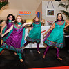 Bollywood Dance Dublin entertain the audience at the launch. L to R: Jennifer Burke, Emer Wall, Siobhan Hargis and Claudia Martinez.<br /> <br /> An Cathaoirleach Cllr Carrie Smyth launched Nutgrove Arts Fest 2013 on Thursday 26 September 2013. The event took place from 6.30pm to 8.30pm and included Musicians Shannen Byrne & Michéal Smith from Kicking Bird, The Bastable Warren School of Irish Dancing, Bollywood Dance Dublin, Independent Theatre Workshop and RUGS Ukelele Band.