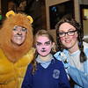 Image features 'The Cowardly Lion' Colleen Hogan, Grace Kelly with 'Dorothy' ,Niamh Casey.<br /> <br /> An Cathaoirleach Cllr Carrie Smyth launched Nutgrove Arts Fest 2013 on Thursday 26 September 2013. The event took place from 6.30pm to 8.30pm and included Musicians Shannen Byrne & Michéal Smith from Kicking Bird, The Bastable Warren School of Irish Dancing, Bollywood Dance Dublin, Independent Theatre Workshop and RUGS Ukelele Band.