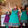 Bollywood Dance Dublin's Siobhan Hargis entertain the audience at the launch.<br /> <br /> An Cathaoirleach Cllr Carrie Smyth launched Nutgrove Arts Fest 2013 on Thursday 26 September 2013. The event took place from 6.30pm to 8.30pm and included Musicians Shannen Byrne & Michéal Smith from Kicking Bird, The Bastable Warren School of Irish Dancing, Bollywood Dance Dublin, Independent Theatre Workshop and RUGS Ukelele Band.
